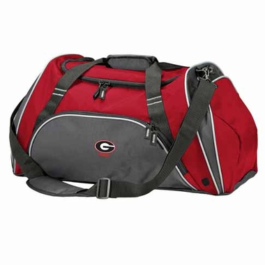 Georgia Action Duffle (Color: Red)