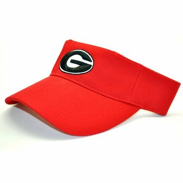 Georgia Adjustable Birdie Visor