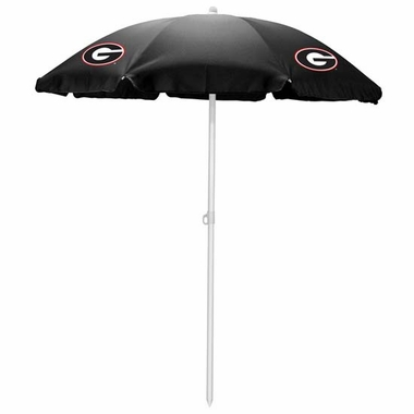 Georgia Beach Umbrella (Black)