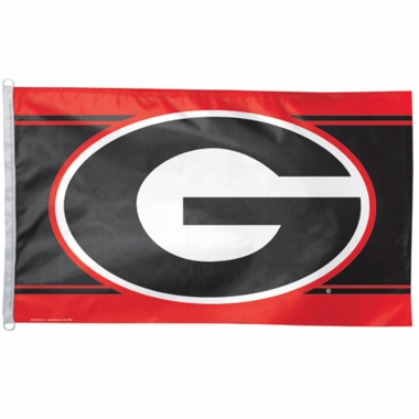 Georgia Big 3x5 Flag
