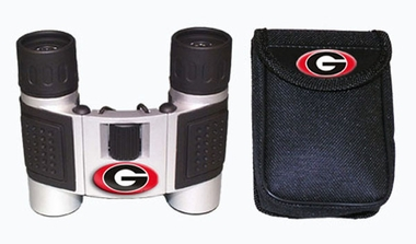 Georgia Binoculars and Case