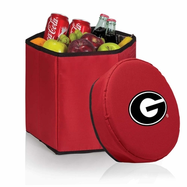Georgia Bongo Cooler / Seat (Red)