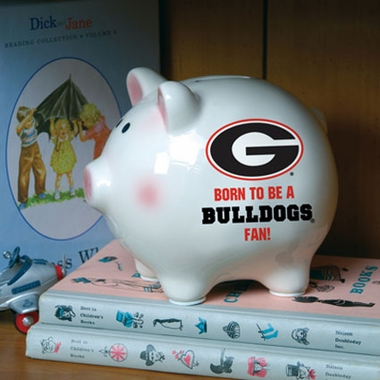 Georgia (Born to Be) Piggy Bank
