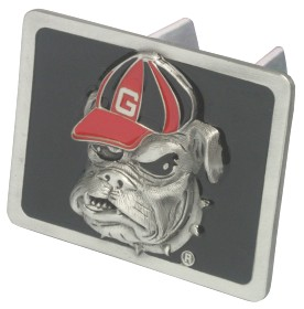 Georgia (Bulldog) Trailer Hitch Cover