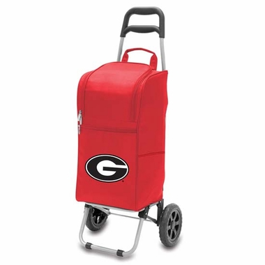 Georgia Cart Cooler (Red)
