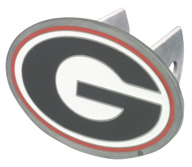 Georgia Deluxe Trailer Hitch Cover