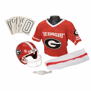 Georgia Deluxe Youth Uniform Set