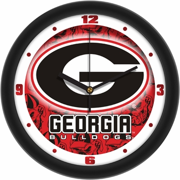 Georgia Dimension Wall Clock