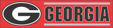 Georgia Eight Foot Banner