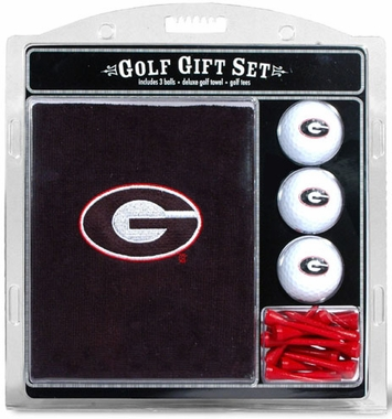 Georgia Embroidered Towel Gift Set
