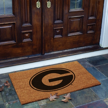 Georgia Flocked Coir Doormat