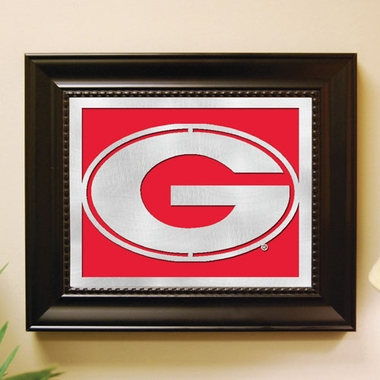 Georgia Framed Laser Cut Metal Wall Art