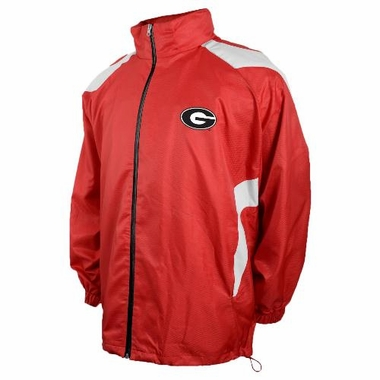 Georgia Full Zip Packable Lightweight Jacket