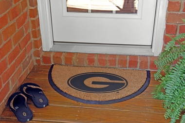 Georgia Half Moon Door Mat