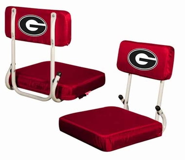 Georgia Hard Back Stadium Seat