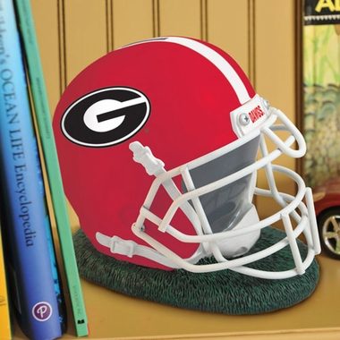 Georgia Helmet Shaped Bank