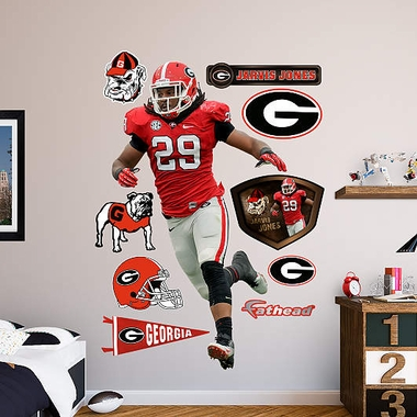 Georgia Jarvis Jones Fathead Wall Graphic