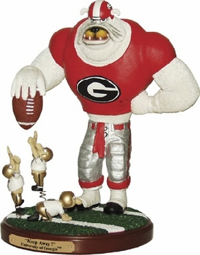 Georgia Keepaway Rivalry Statue