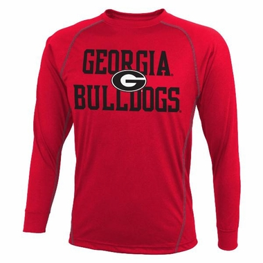 Georgia L/S Speedwick Performance Shirt