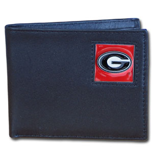 Georgia Leather Bifold Wallet (F)