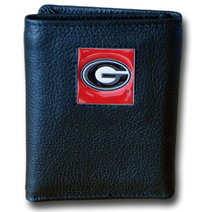 Georgia Leather Trifold Wallet (F)