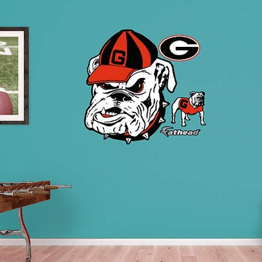 Georgia Logo Fathead Wall Graphic