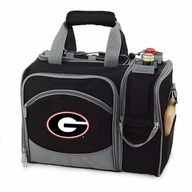 Georgia Malibu Picnic Cooler (Black)