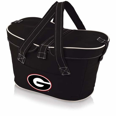 Georgia Mercado Picnic Basket (Black)