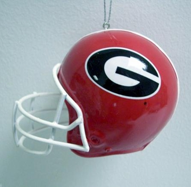Georgia Mini Helmet Ornament