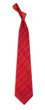 Georgia Oxford Stripe Woven Silk Necktie