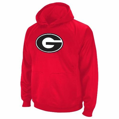 Georgia Performance Pullover Hooded Sweatshirt