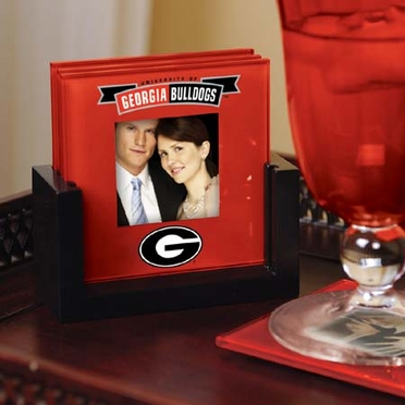 Georgia Photo Coaster Set