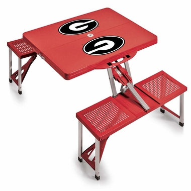 Georgia Picnic Table (Red)