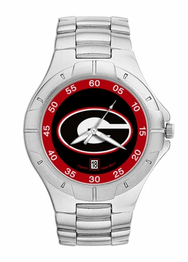 Georgia Pro II Men's Stainless Steel Watch