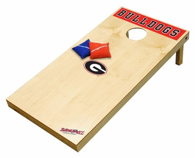 Georgia Regulation Size (XL) Tailgate Toss Beanbag Game