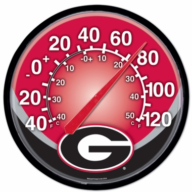 Georgia Round Wall Thermometer