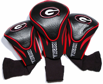 Georgia Set of Three Contour Headcovers
