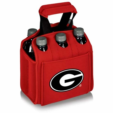 Georgia Six Pack (Red)