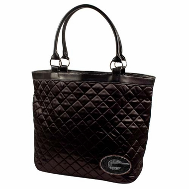 Georgia Sport Noir Quilted Tote
