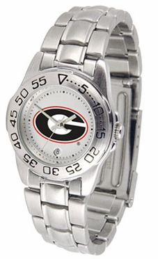 Georgia Sport Women's Steel Band Watch