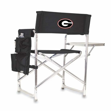 Georgia Sports Chair (Black)