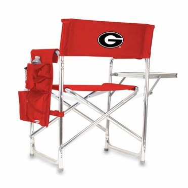 Georgia Sports Chair (Red)
