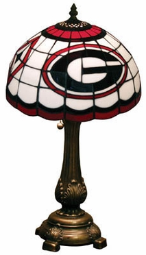 Georgia Stained Glass Table Lamp