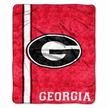 Georgia Super-Soft Sherpa Blanket