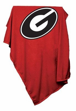 Georgia Sweatshirt Blanket