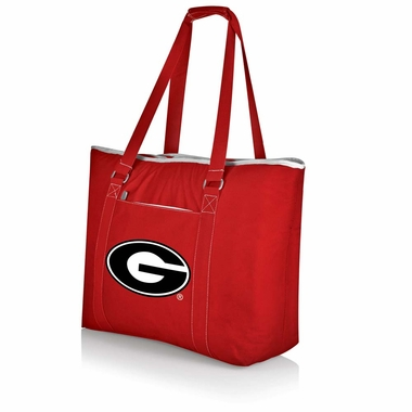 Georgia Tahoe Beach Bag (Red)