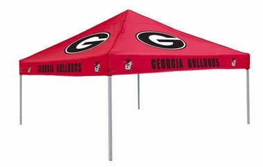 Georgia Team Color Tailgate Tent