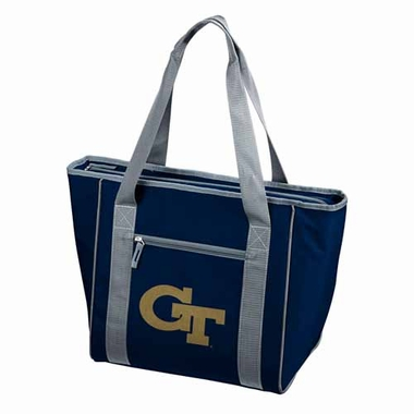 Georgia Tech 30 Can Tote Cooler