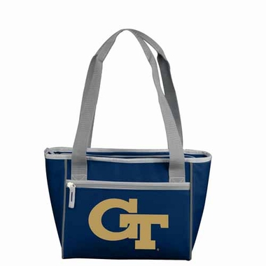 Georgia Tech 8 Can Tote Cooler