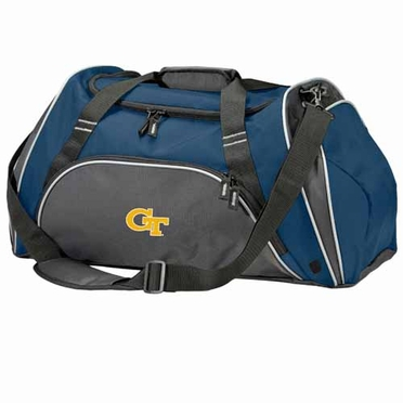 Georgia Tech Action Duffle (Color: Red)